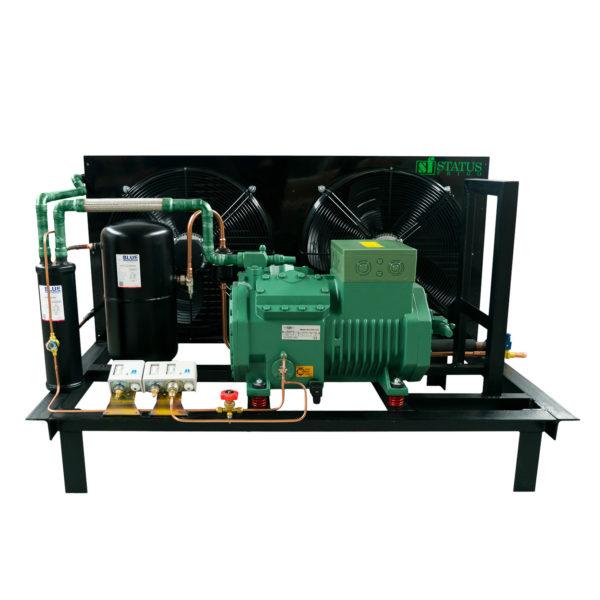 Bitzer-cooling-system