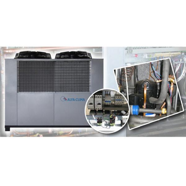 Toplotne pumpe vazduh-voda kompakt