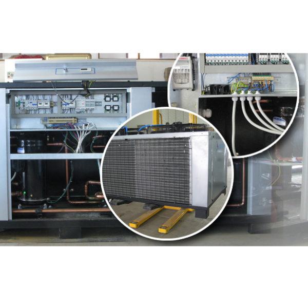 Toplotne pumpe vazduh-voda split