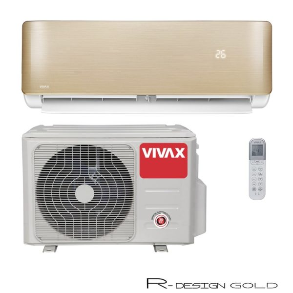 VIVAX R-design Gold