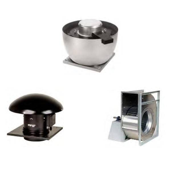 Cenovnik S&P krovnih i centrifugalnih ventilatora